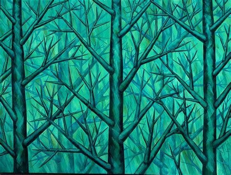 Harmony In Green By Yuroz