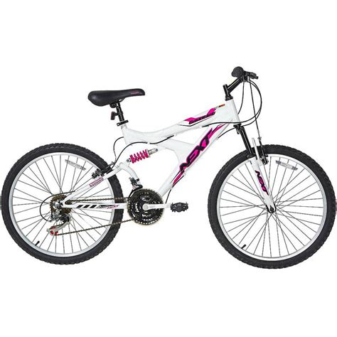 24 quot dynacraft next bike dual suspension 18 speed shimano bicycle new ebay