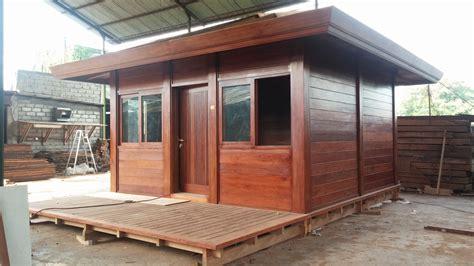 monter cuisine cottage bungalows pavillons bois en kit avec mobiteck