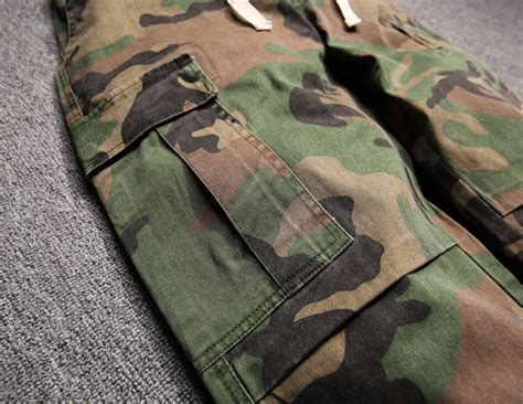 hip hop factory connection mens clothing military tactical cargo pants casual fashion kanye west