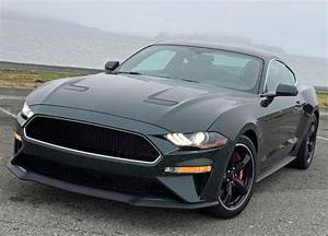 2019 Ford Mustang Bullitt: The King of Cool, in Car Form – Karl on Cars