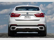 Comparison BMW X3 xDrive 35i 2015 vs BMW X6