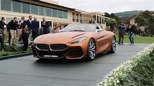 Prix Bmw Z4 : bmw z4 concept more dynamic close to production ~ Gottalentnigeria.com Avis de Voitures