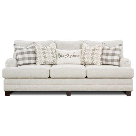 fusion furniture  kp transitional sofa  setback