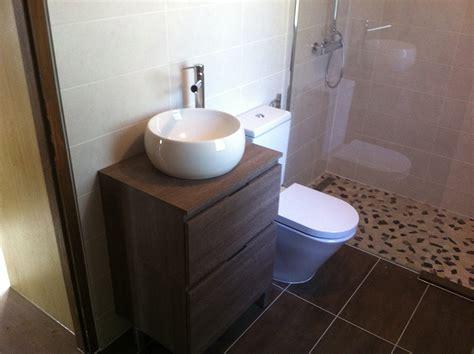 r 233 novation d une salle de bain dans un mobile home 224 sierre revey s 224 rl r 233 novation g 233 n 233 rale