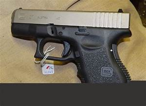 Glock Model 27 .40 S&W With Chrome Slide In Box For Sale ...