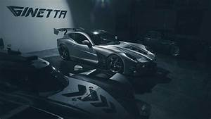 Ginetta, Supercar, Teased, With, 600, Hp, Naturally, Aspirated, V8