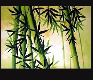 Chinese Oil Paintings :: Natural Bamboo