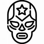Luchador Gratis Icono Icons Svg Drawing Imagens