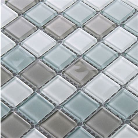 wall tile kitchen glass mosaic tiles grey glass backsplash designs 3322