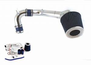 Dodge Neon 1995 1999 Polished Cold Air Intake with Blue