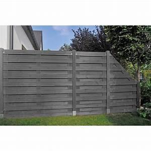 Holz Altern Lassen Grau : sichtschutzzaun element goch grau 180 cm x 90 cm kaufen ~ Lizthompson.info Haus und Dekorationen