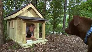 great pyrenees dog house plans With large breed dog house plans