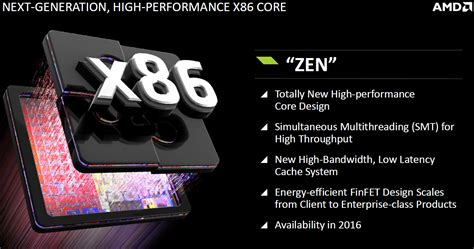 AMD's 'Zen' may enable company to be a viable competitor ...