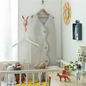 Modele De Tricotin Facile : patron pour tricoter une gigoteuse tricot pinterest ~ Melissatoandfro.com Idées de Décoration
