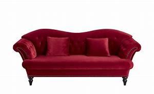 Möbel Höffner Sofas : smart sofa sissi 3 sitzer rot m bel h ffner ~ Indierocktalk.com Haus und Dekorationen