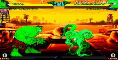 Marvel Super Heroes Vs Street Fighter Euro 970625 Rom