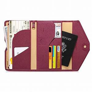 the best travel wallets to organize your vacation essentials With best travel document holder