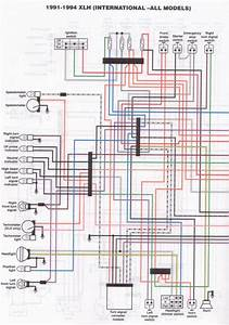 Harley Turn Signal Wiring Diagram 1998