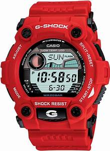 Best Casio G-Shock Watch for Hunting and Fishing (Incl ...