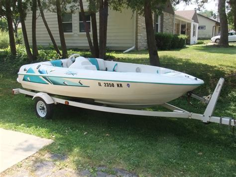 1988 Sunbird Corsair Boat by Sunbird Boat Co Sizzler 1995 For Sale For 2 500 Boats