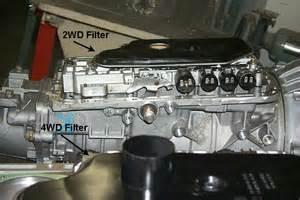 Ford 5R55E Transmission