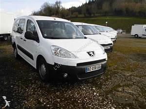 Partner Peugeot Occasion : fourgon utilitaire peugeot partner double cab 5 places 1 6hdi 92 occasion n 1815025 ~ Medecine-chirurgie-esthetiques.com Avis de Voitures