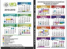 Descargar Calendario 20182019