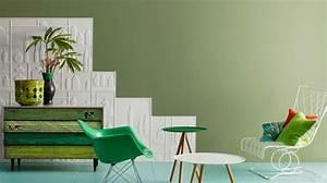 salon vert olive des idees novatrices sur la conception With quelle couleur pour le salon 9 deco chambre vert olive exemples damenagements