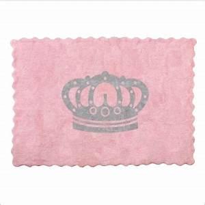 Tapis Gris Rose : tapis aratextil corona gris rose lili pouce stickers ~ Teatrodelosmanantiales.com Idées de Décoration