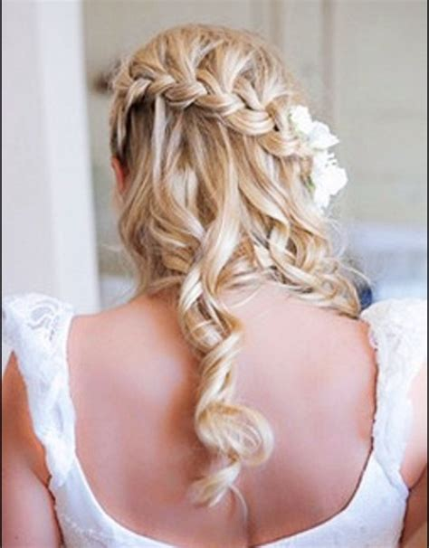 wedding hairstyles curly hair official