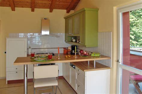 Essplatz Küche Integriert by Einrichtung Casa Gabriella Ferienwohnungen Comersee