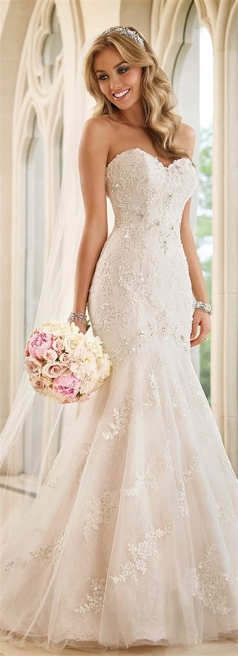 Stella York Fall 2015 Bridal Collection Belle The Magazine