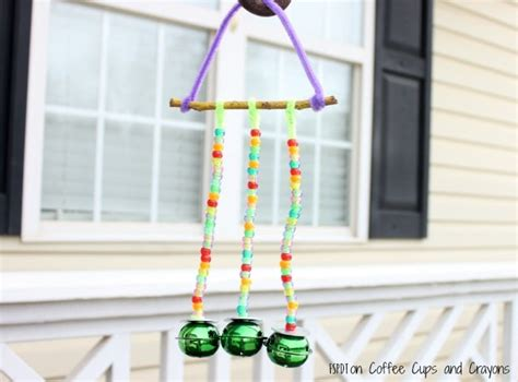 10 whimsical wind chime crafts for of all ages 974 | wind chime craft for kids