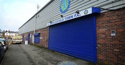 Macclesfield Town FC charged by Football League with ...