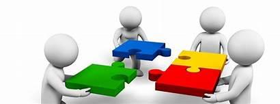 Puzzle Transparent Success Vorteile Team Mitgliedschaft Come