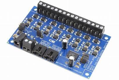Digital Input I2c Interface Isolated Optically Arduino