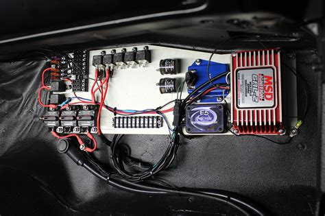 Wiring Up A Race Car by Beck Kustoms Aaron Beck Build Details