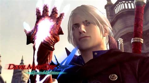 Devil May Cry 4 Special Edition Now Has A Release Date