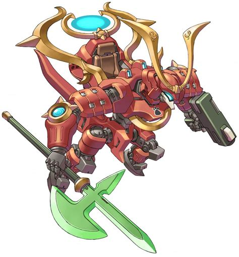 robot by elh overmephisto 9ms solatorobo the wiki powered by wikia