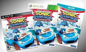 Sonic U0026 All Stars Racing Transformed 28 Shipped From