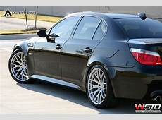 20 inch Alloy Technic Mesh wheels on an E60 M5 BMW M5