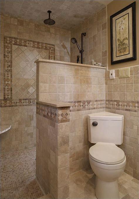Small Bathroom Walk In Shower Designs by Best 25 Corner Toilet Ideas On Bathroom