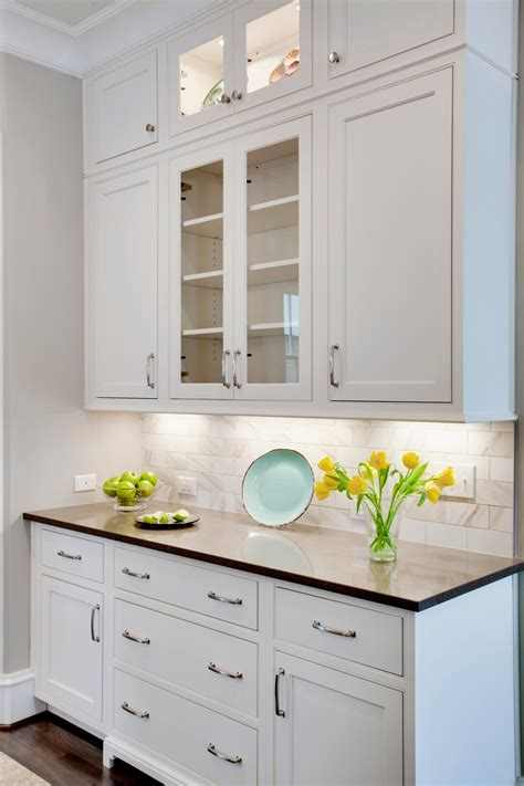 white kitchen cabinets backsplash photo page hgtv 1348