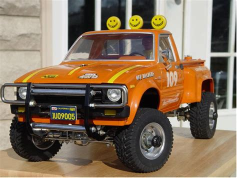 58028 toyota 4x4 up from rajaggers showroom finally cleaned up tamiya rc radio