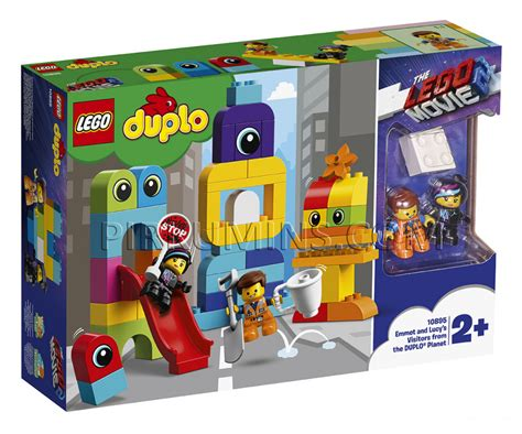 10895 LEGO® DUPLO Emeta un Lūsijas viesi no DUPLO ...