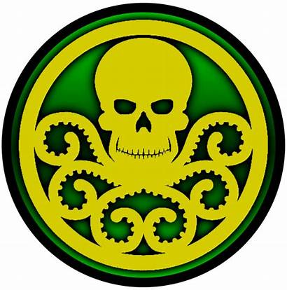 Hydra Insignia Comic Logos Deviantart Viperaviator Marvel