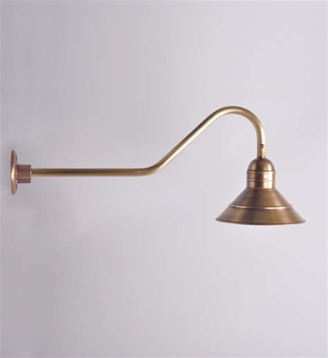outdoor barn wall mount light fixture in copper for sale