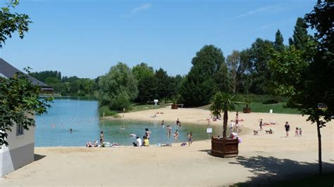base de loisirs au lac de chalette sur loing chalette sur loing tourisme loiret