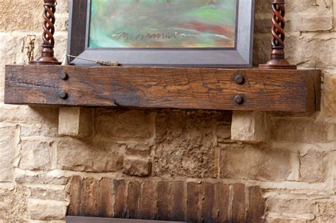 diy ideas  give  brick fireplace  modern update